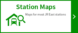 Station Maps – Maps for most JR East stations