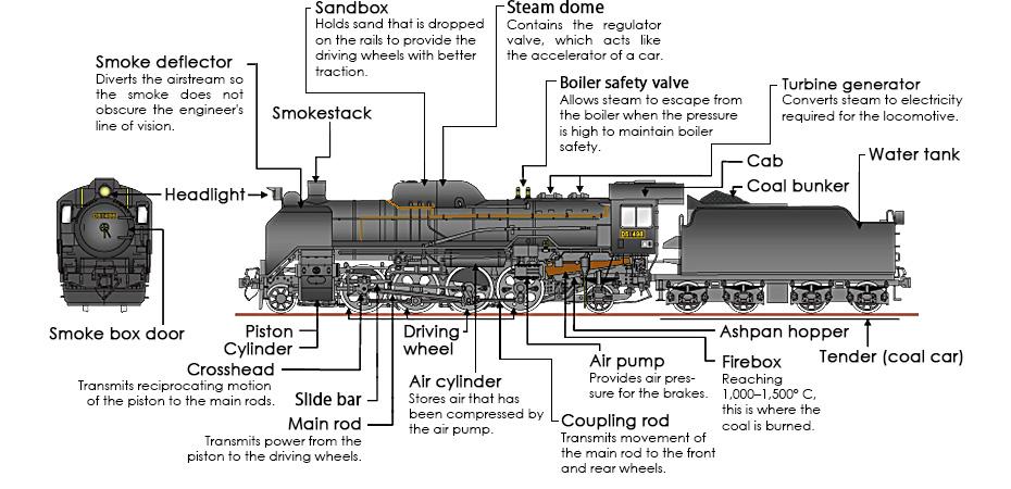 D51 498   Joyful Trains   JR-EAST