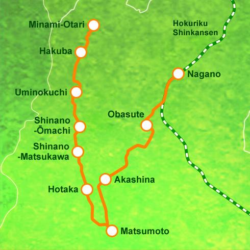 Menikmati Alam Nagano dari Resort View Furusato