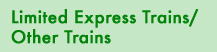 Limited Express Trains