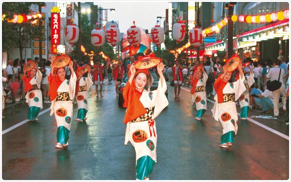 Yamagata Hanagasa Festival – Yamagata Prefecture