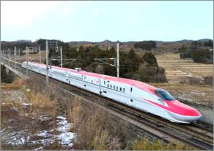 列車案内>秋田新幹線:JR東日本