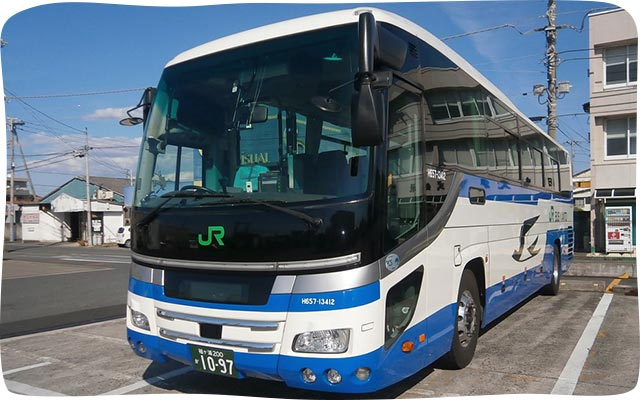 定期観光バス:JR東日本